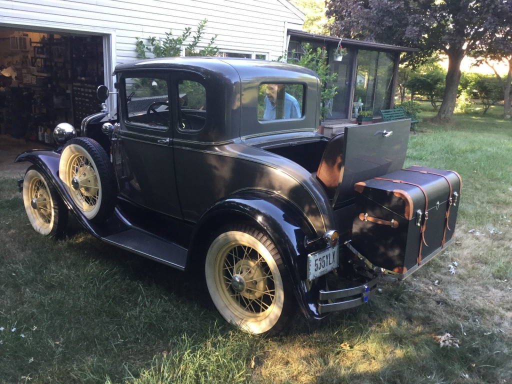 1931 ford model a rumble seat roadster for sale. Black Bedroom Furniture Sets. Home Design Ideas