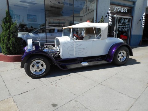1923 Dodge street rod roadster for sale