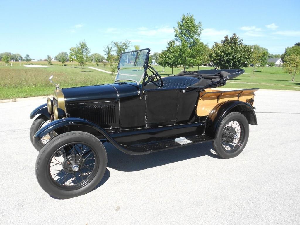 1927 ford model t roadster for sale. Black Bedroom Furniture Sets. Home Design Ideas