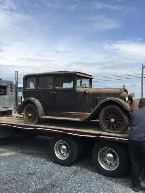 1928 Dodge Standard 6 Deluxe