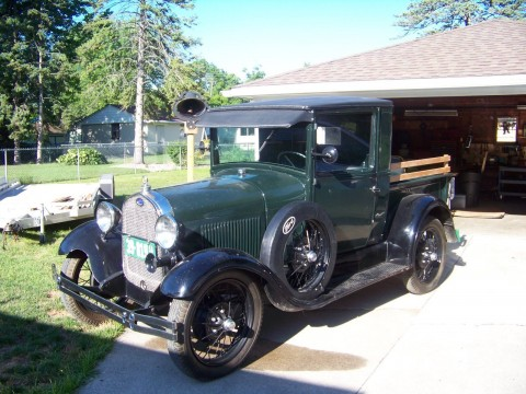 1928 Ford Model A truck pick up for sale