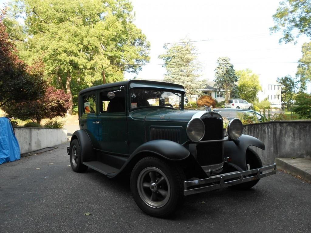 1928 Willys Whippett