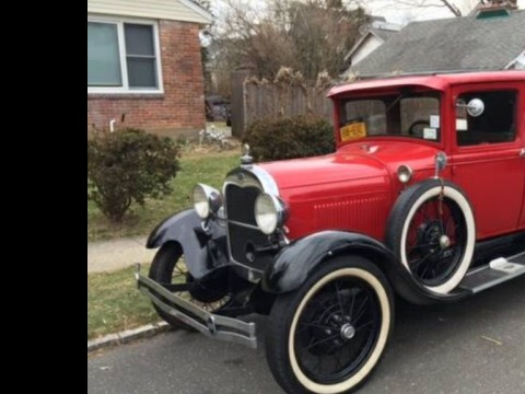 1929 Ford Model A Fordor Sedan for sale