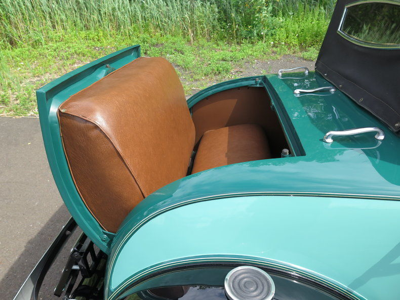 1931 Chevrolet Cabriolet Rumbleseat