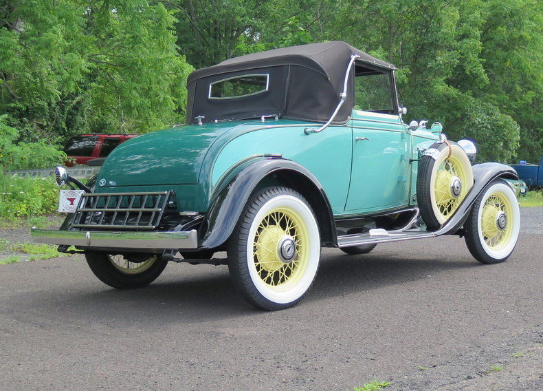 1931 chevrolet cabriolet rumbleseat for sale in lansdale pennsylvania. Black Bedroom Furniture Sets. Home Design Ideas