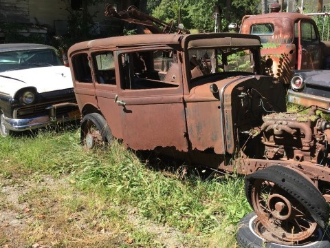 1931 Plymouth Project for sale