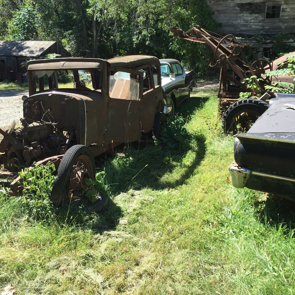 1931 plymouth project pre war cars for sale