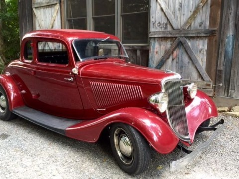 1931 ford model a 2 door sedan project car for sale for 1933 ford 5 window coupe
