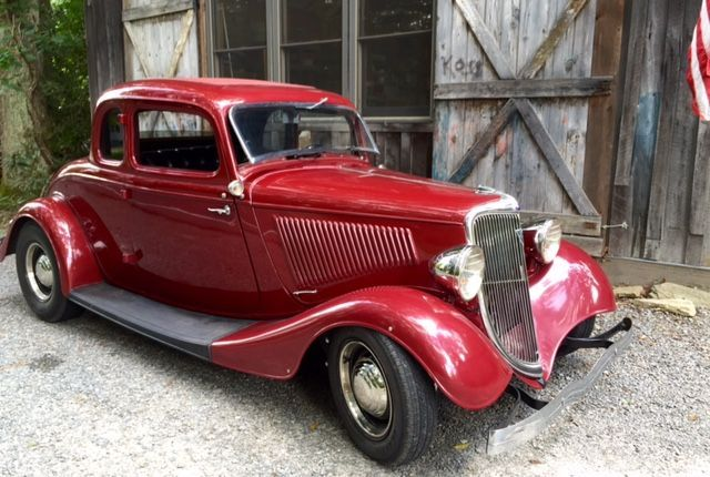 1933 ford 5 window coupe for sale. Black Bedroom Furniture Sets. Home Design Ideas