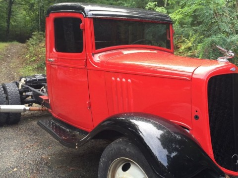 1935 Chevy 1.5 ton truck for sale