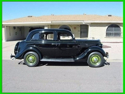 1935 Ford Humpback for sale