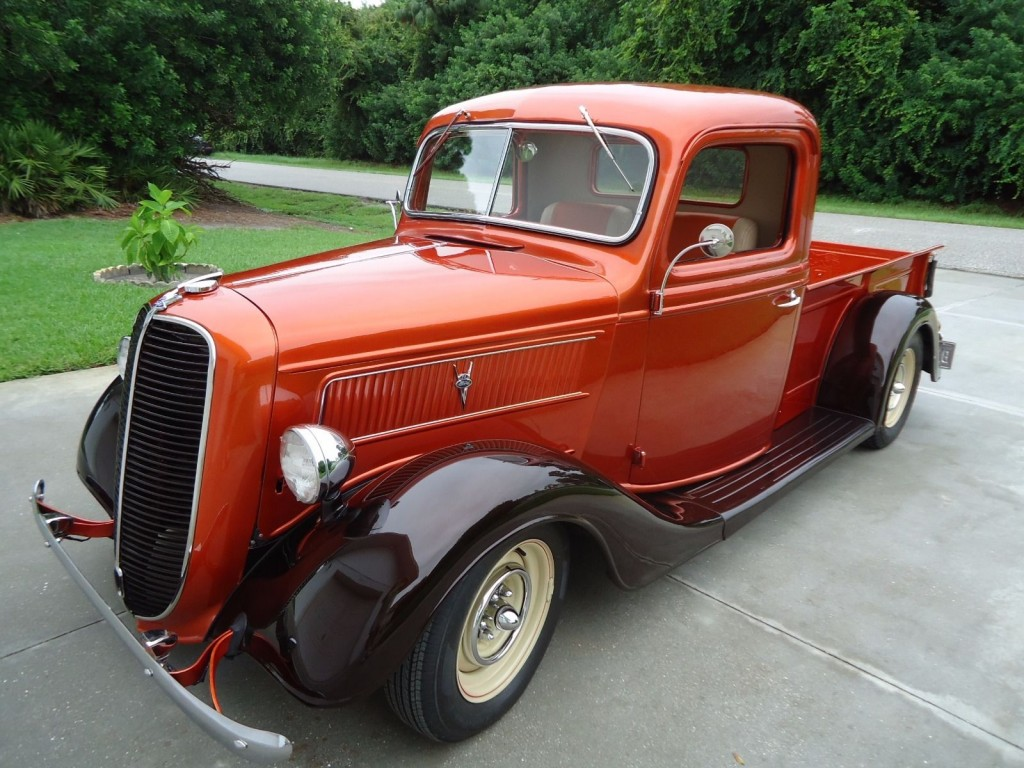 1937 ford pickup for sale. Black Bedroom Furniture Sets. Home Design Ideas
