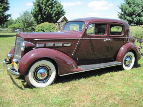 1937 Packard 120 Club Sedan for sale