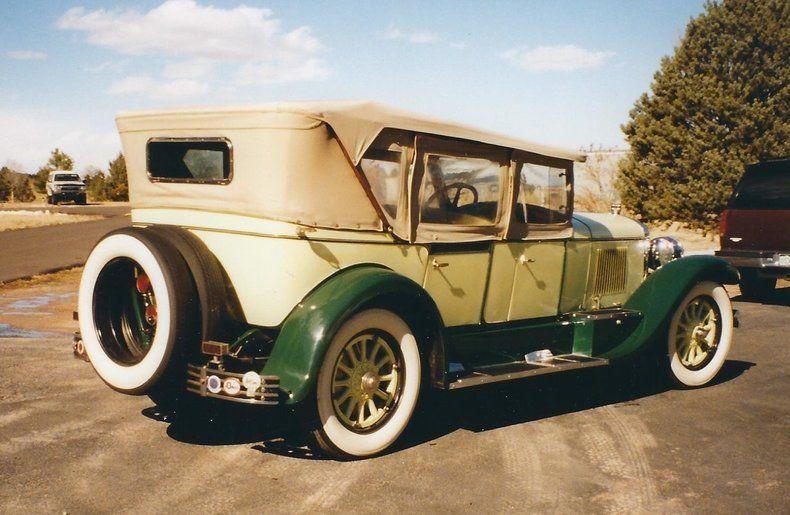 1926 cadillac 314 7 passenger touring for sale. Black Bedroom Furniture Sets. Home Design Ideas