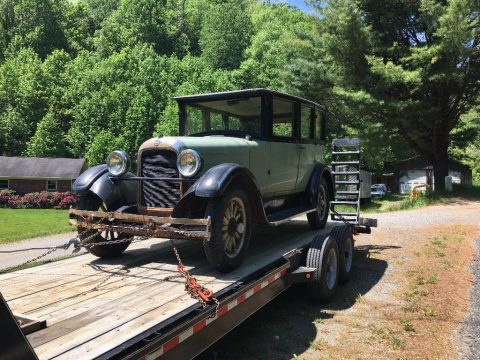 1926 Studebaker Model ER Standard Six Four-Door Sedan for sale