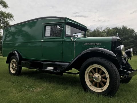 1931 GMC Panel Truck T-17 Inline 6 / Rare Delivery Truck for sale