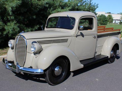 Flawless All Steel 1939 Ford 1/2 Ton Pick Up for sale