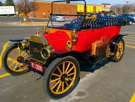 Must see 1914 Ford Model T Touring for sale