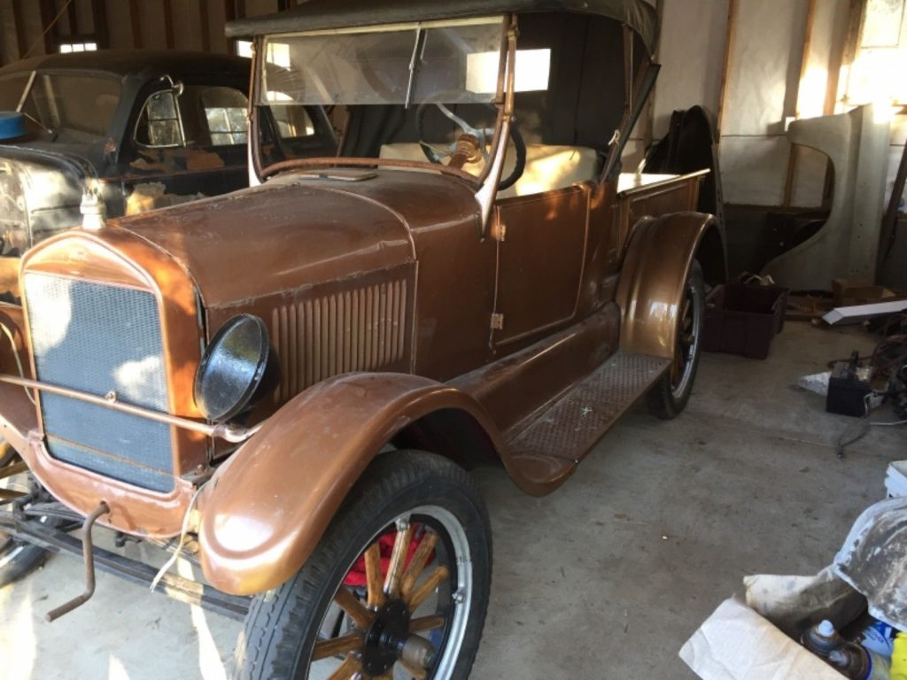 1926 Ford Model T Roadster Pickup Ruckstell rearend for sale