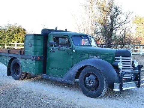 1939 Diamond-T Pickup Truck Custom Dually for sale
