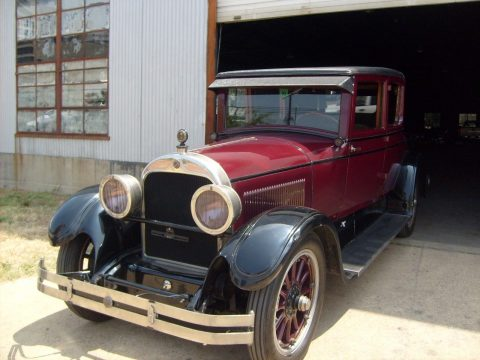 Original 1925 Cadillac Series 63 Victoria Coupe for sale