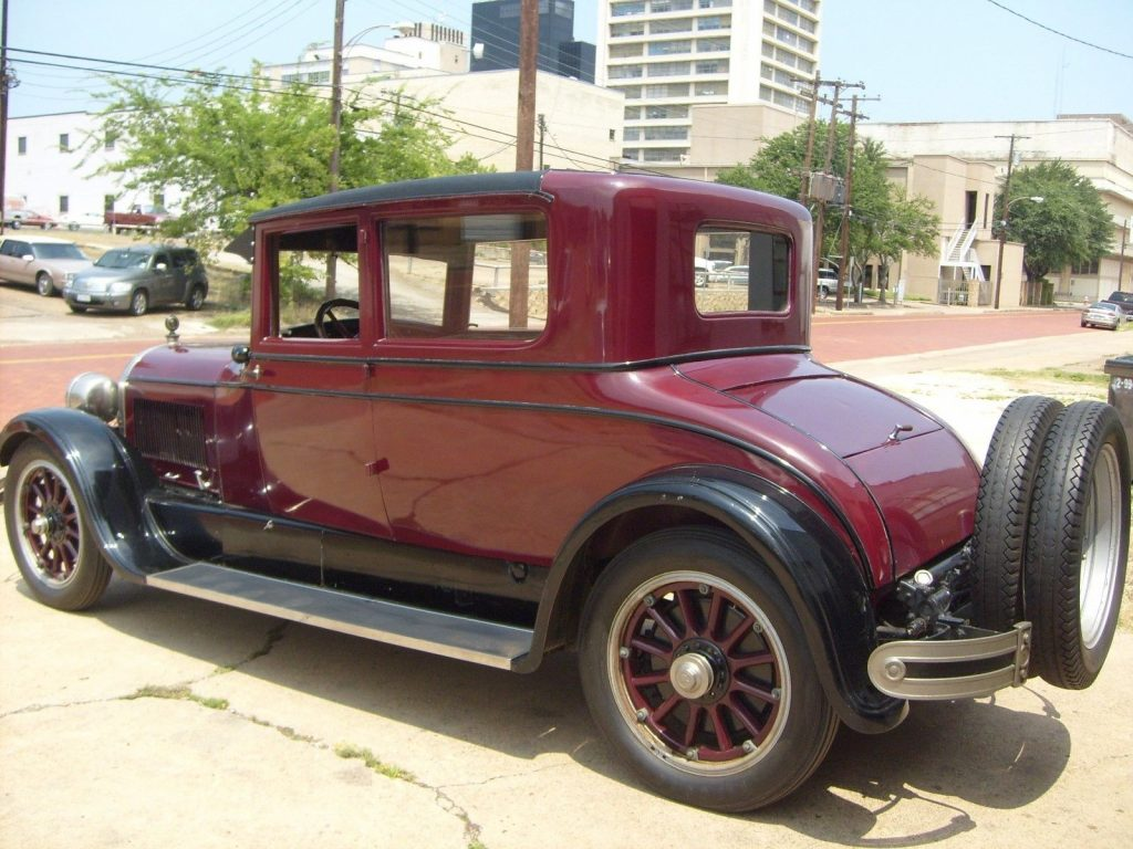 Original 1925 Cadillac Series 63 Victoria Coupe