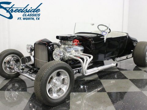 1927 Ford Model T Roadster – RUNNING/FAST for sale