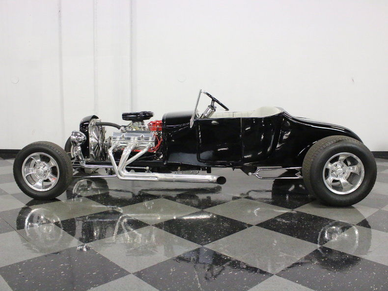 1927 Ford Model T Roadster – RUNNING/FAST