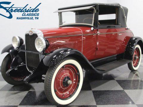 1928 Chevrolet Cabriolet – NICE RESTORATION for sale