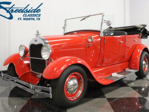 1929 Ford Model A Phaeton – quality build for sale