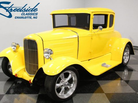 1930 Ford 5 Window COUPE – Clean In/out for sale
