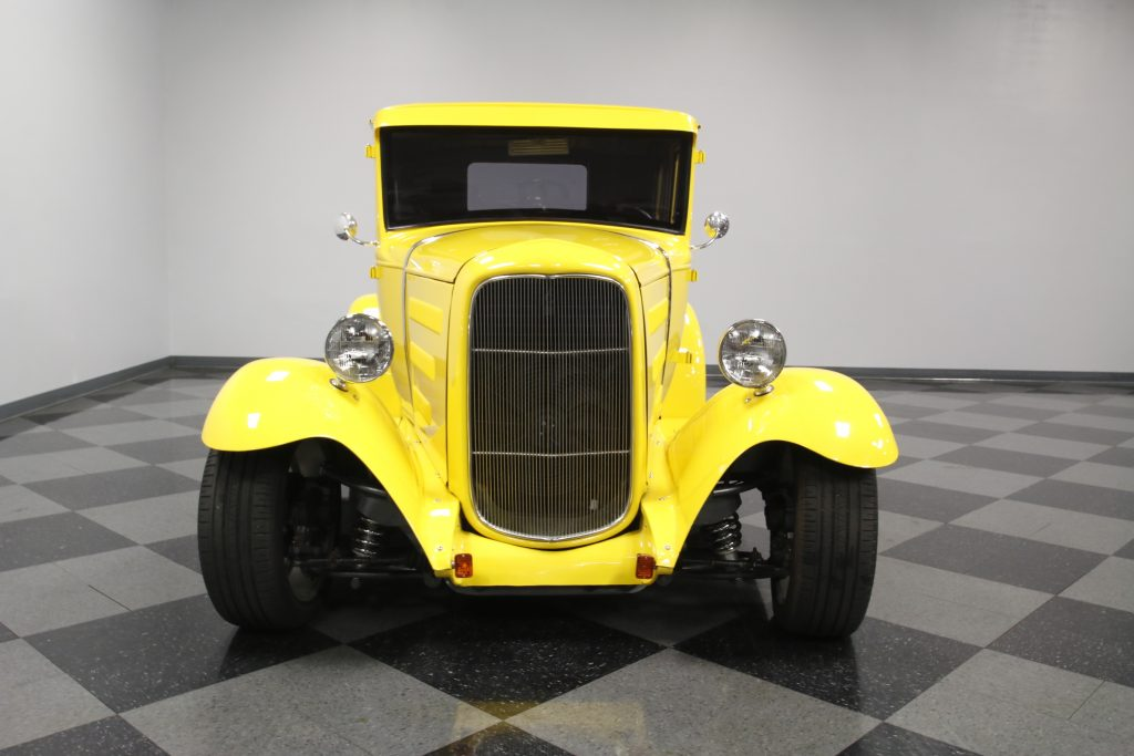 1930 Ford 5 Window COUPE – Clean In/out