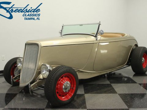 1934 Ford Roadster – SHOW QUALITY for sale