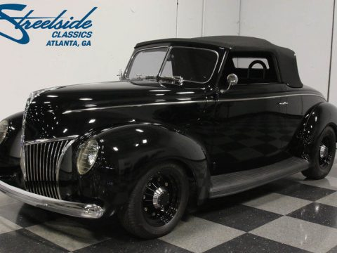 1939 Ford Deluxe – INCREDIBLE NUT & BOLT for sale