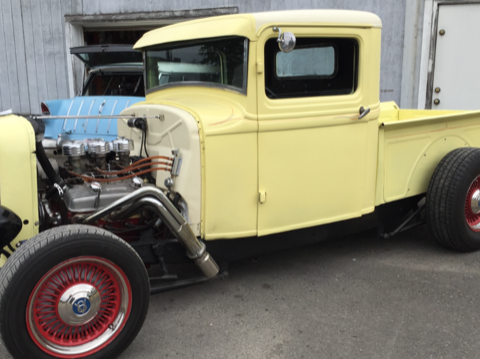 GREAT 1933 Ford 1/2 Ton Pickup for sale