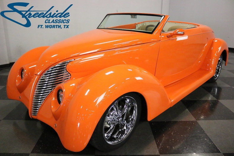 GREAT 1939 Ford Roadster