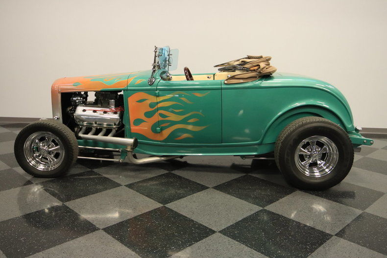 ONE OF A Kind 1932 Ford Highboy Roadster