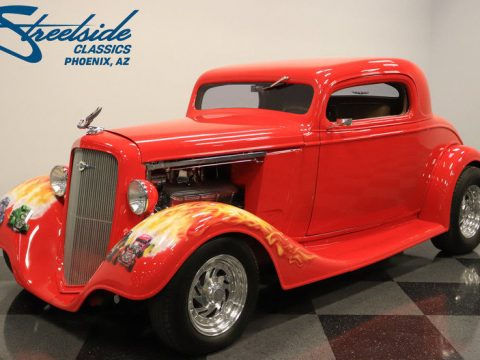 Super NICE 1935 Chevrolet 3 Window Coupe for sale