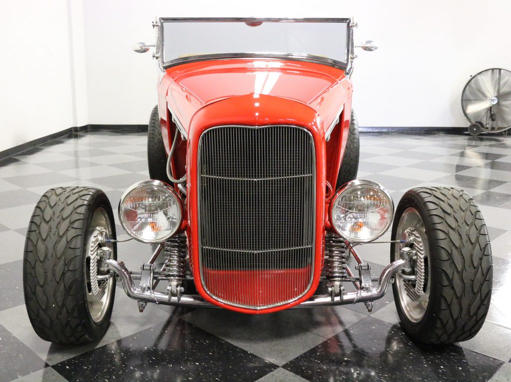 Unique 1932 Ford Highboy Roadster