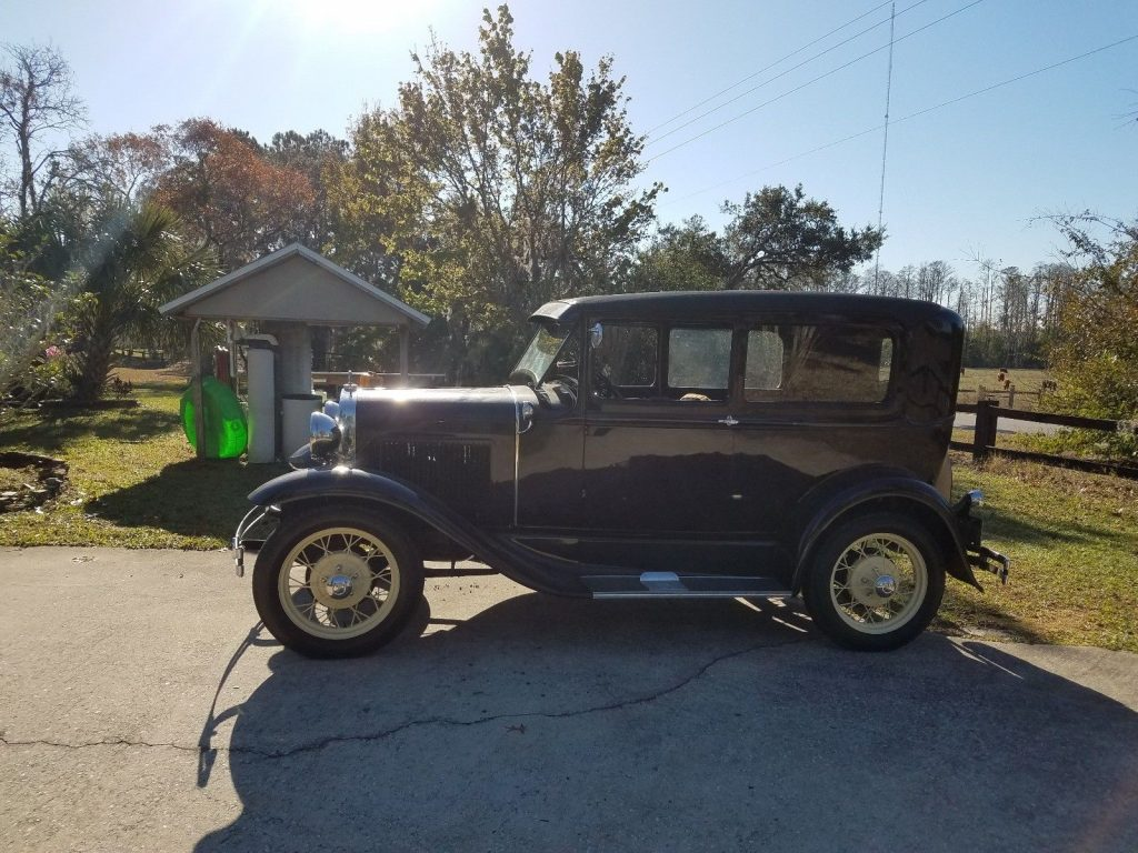 1931 Ford Model A in EXCELLENT SHAPE