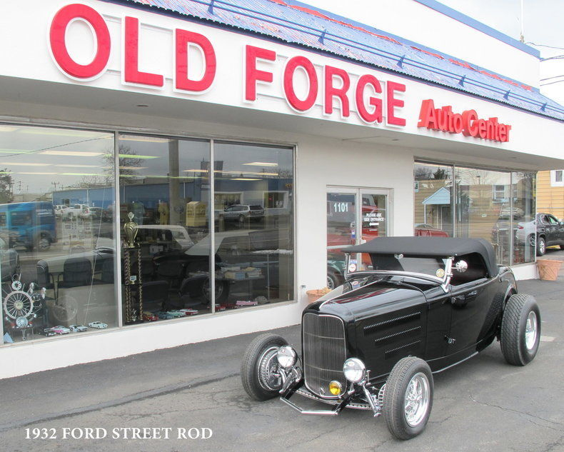 GREAT 1932 Ford Roadster for sale