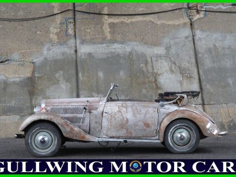 GREAT 1937 Mercedes Benz 230N for sale