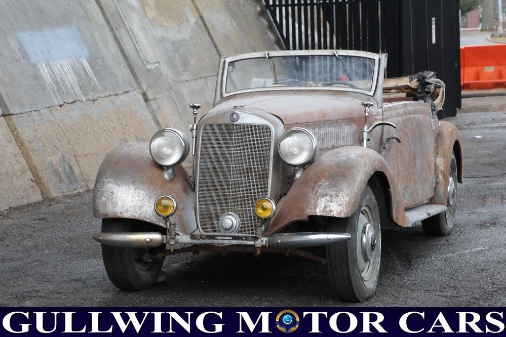Great 1937 mercedes benz 230n for sale for Is mercedes benz a good car
