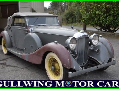 NICE 1937 Lagonda for sale
