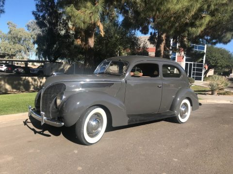 NICE 1938 Ford Deluxe Model 81 for sale
