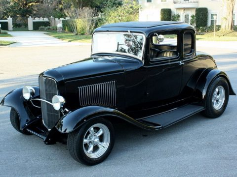 1932 Ford Model A Model B Hotrod Sleeper – Steel BODY for sale