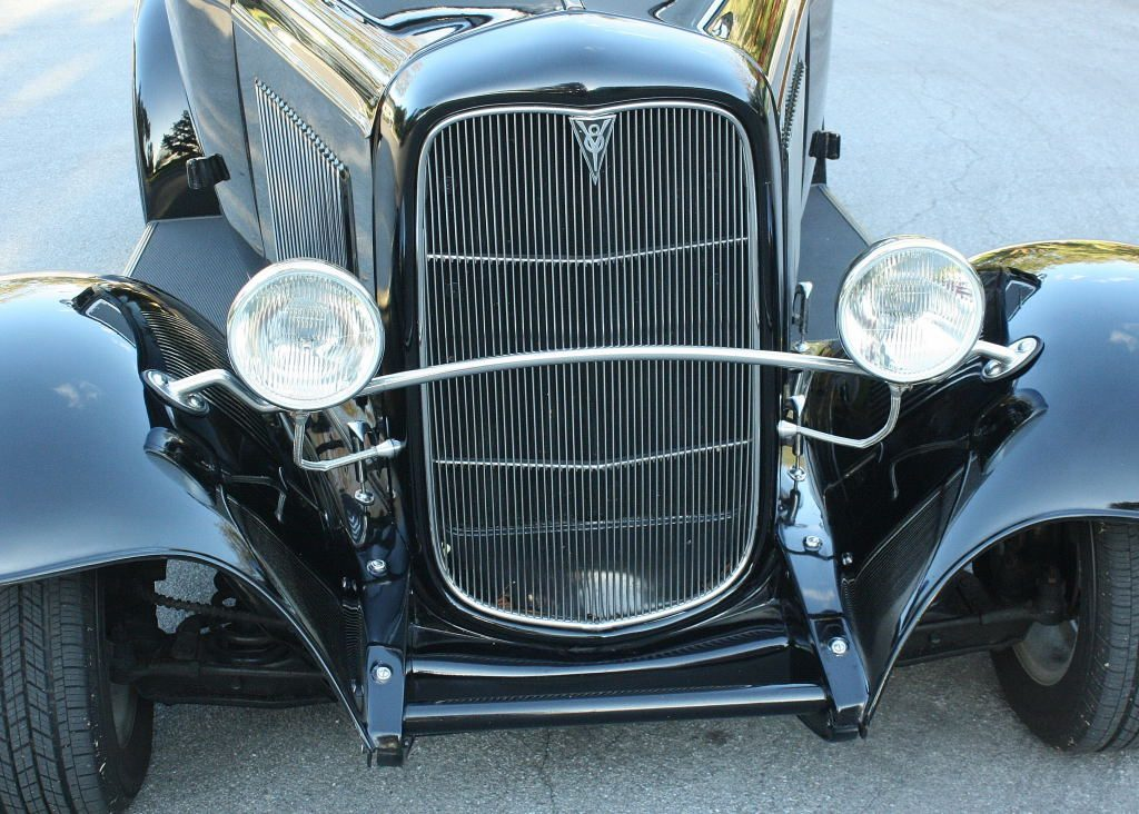1932 Ford Model A Model B Hotrod Sleeper – Steel BODY