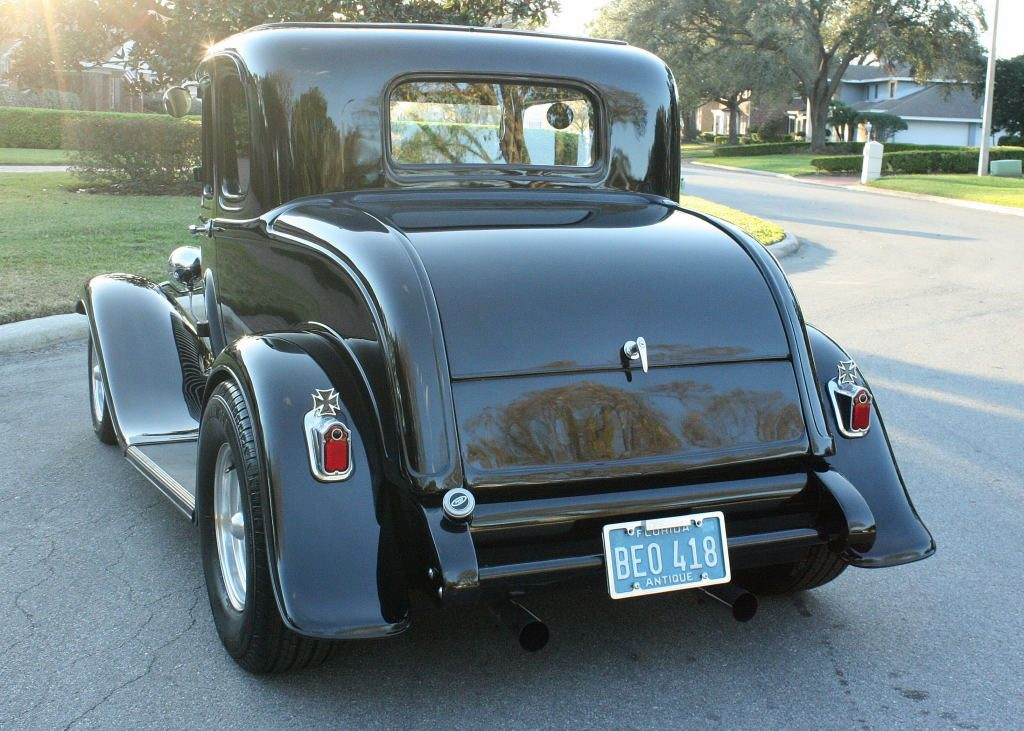 1932 Ford Model A Model B Hotrod Sleeper – Steel BODY for sale
