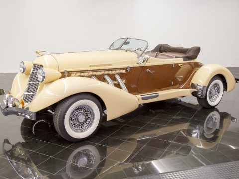 1936 Replica/kit Auburn 876 Boattail Phaeton by California Custom Coach for sale
