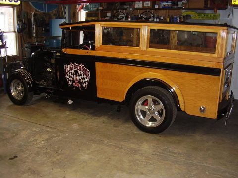 GREAT 1934 International Truck/woody Custom for sale